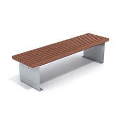 Birka | Bench | Exterior benches | Hags