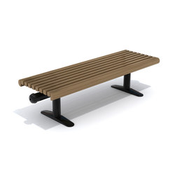 City Form | Bench | Bancos de exterior | Hags