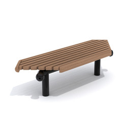 City Form | Cornerbench | Panche da esterno | Hags