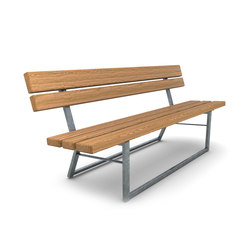 Ekeby | Bench | Exterior benches | Hags