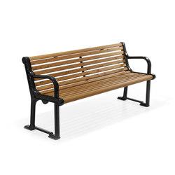 Gripsholm | Park Bench | Bancos de exterior | Hags