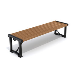 Gripsholm | Bench | Exterior benches | Hags
