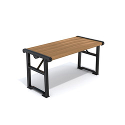 Gripsholm | Table | Exterior benches | Hags