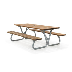 Linnea | Picnic Table | Benches with tables | Hags