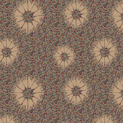 Carpet rolls wall to wall carpets pattern plants flowers for Floral pattern wall to wall carpet