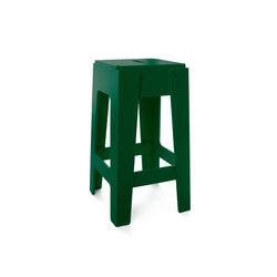 Butter bar stool tabourets de bar de jardin de for Jardin urbain green bar