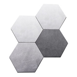 Hexa 25 | Concrete/cement floor tiles | IVANKA