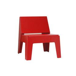 Butter Seat High | Garden armchairs | DesignByThem