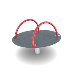 Roundabout | Roty | Playground equipment | Hags