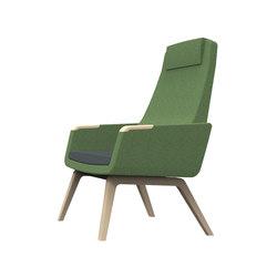 Solacia | Lounge chairs | Magnus Olesen