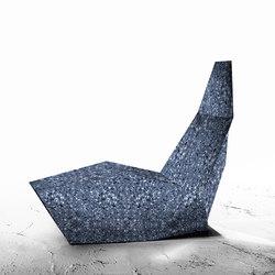 QTZ Concrete Edition | Garden armchairs | IVANKA