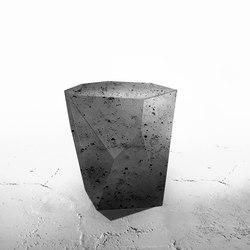 QTZ Concrete Edition | Gartenhocker | IVANKA