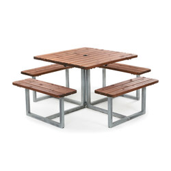 Skagen | Picnic Table | Benches with tables | Hags