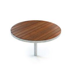 Sofiero | Table Round | Exterior tables | Hags