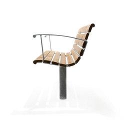 Sofiero | Park Bench | Exterior benches | Hags