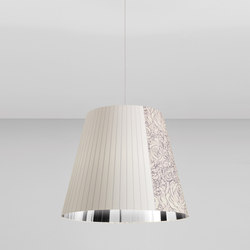 Melting Pot SP 80 light patterns with silver inside | Allgemeinbeleuchtung | Axo Light