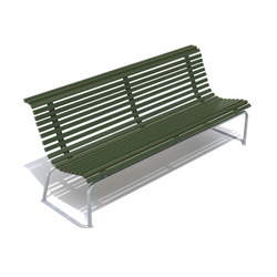 Stockholm | Park Bench | Exterior benches | Hags