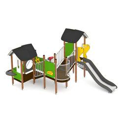 UniMini | Koppy | Playground equipment | Hags