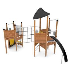 UniPlay | Dalux | Playground equipment | Hags