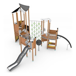 UniPlay | Nycco | Playground equipment | Hags