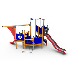 UniPlay | Viking | Playground equipment | Hags
