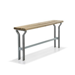Zeta | Bench For Standing | Bancs publics | Hags