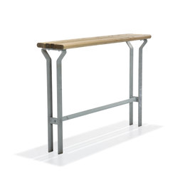 Zeta | Table For Standing | Exterior benches | Hags
