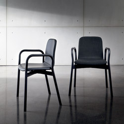 Two Tone Chair | Sedie visitatori | Sovet