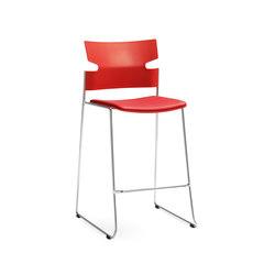 Stack barstool | Bar stools | Materia