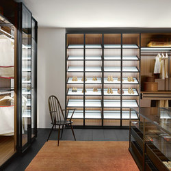 Storage Dressing Room | Walk-in wardrobes | PORRO