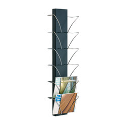 Ark magazine holder | Brochure / Magazine display stands | Materia