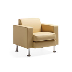 Multi easy chair | Poltrone lounge | Materia
