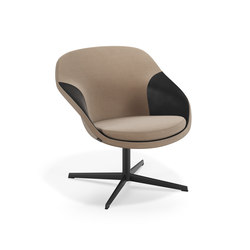 Pax easy chair | Poltrone lounge | Materia