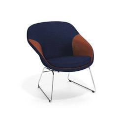Pax easy chair | Sessel | Materia