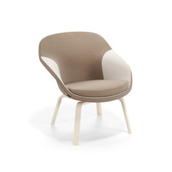 Pax easy chair | Loungesessel | Materia
