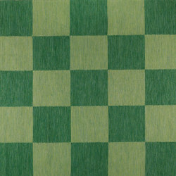 Allium Fox Trott green | Rugs | Kateha