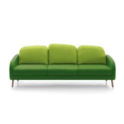 Newy | Sofás lounge | BELTA & FRAJUMAR