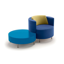 Play | Modular seating systems | BELTA & FRAJUMAR