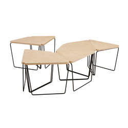 Fractal Table | Lounge tables | DesignByThem