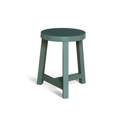 Lonna stool | Pine painted | Hocker | Made by Choice