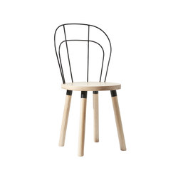Partridge Chair | Chaises de restaurant | DesignByThem