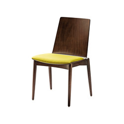 Pepper 2470 | Chaises | BRUNE