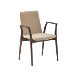 Pepper 2475 | Chaises | BRUNE