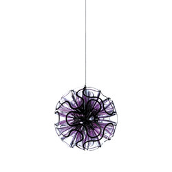 Coral Ball Suspension | Purple | Suspensions | QisDesign