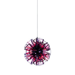 Coral Ball Suspension | Pink | Suspensions | QisDesign
