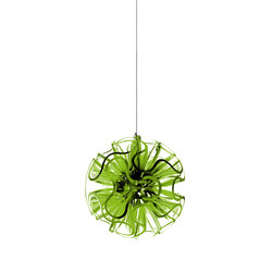 Coral Ball Suspension | Green | Suspensions | QisDesign