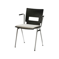 X_Tend 1425 | Visitors chairs / Side chairs | BRUNE