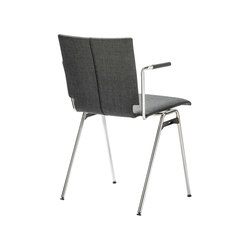 X_Tend 1426 | Visitors chairs / Side chairs | BRUNE