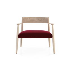 Ghiaccio chair | Loungesessel | PORRO
