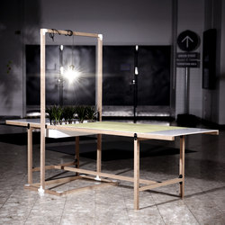 Sticks & Corners | Table | Tavoli | Made by Choice